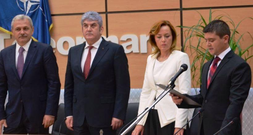 Alexandru Ceciu a fost schimbat din funcția de subprefect al județului Teleorman
