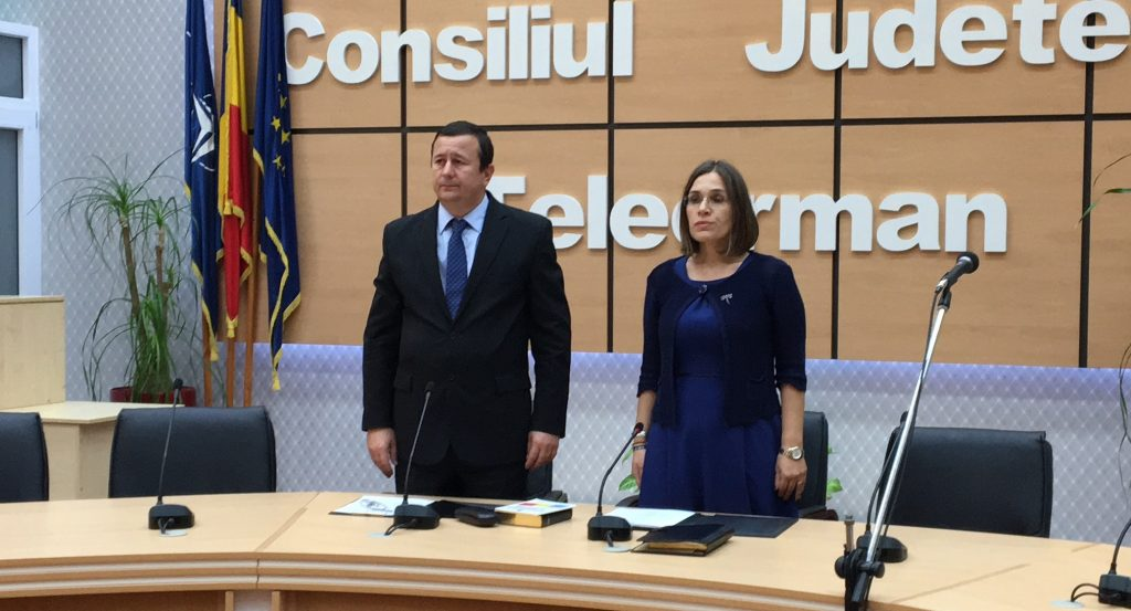 Liviu Dumitrașcu este, din nou, prefectul județului Teleorman