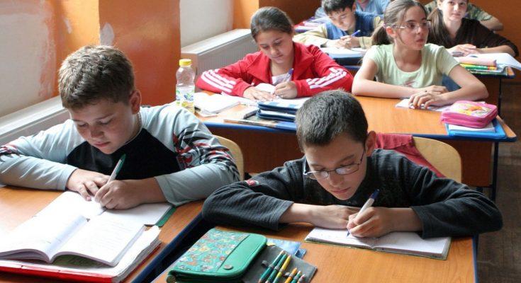 primar elevi la scoala