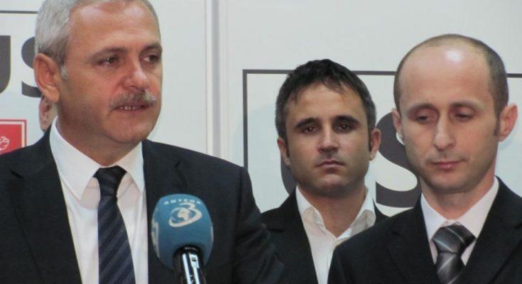 PSD atacă alegerile parlamentare cu Liviu Dragnea și Carmen Dan