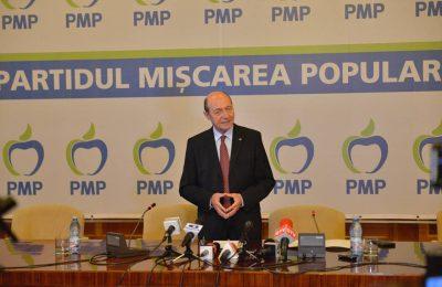Natalitatea, educația și sănătatea, prioritățile lui Traian Băsescu dacă ajunge premier