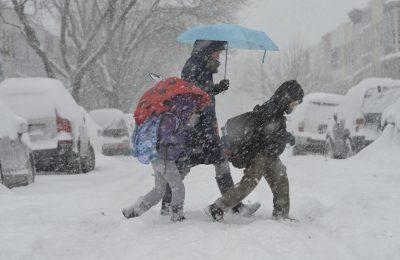 Cod galben de ninsori Revin ninsorile și viscolul în Teleorman