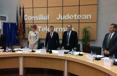 consiliul județean teleorman