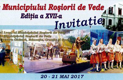 zilele municipiului roșiorii de vede