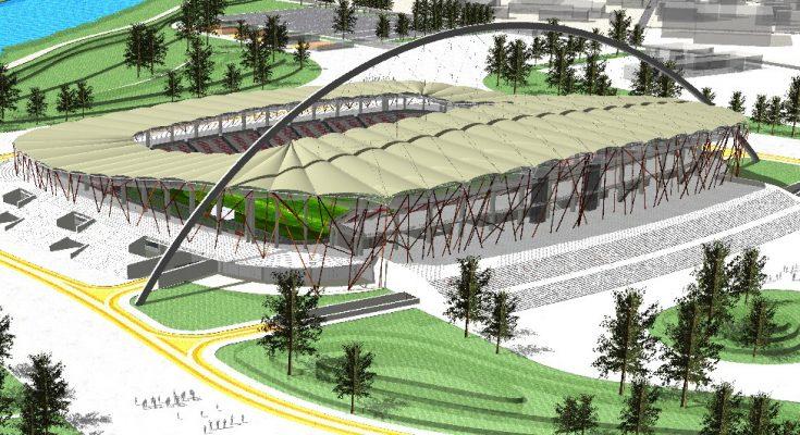 Stadionul din Alexandria. Stadionul Municipal din Alexandria