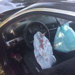 Accident rutier pe E70! Traficul este îngreunat
