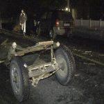 Grav accident rutier cu 6 victime! Un autoturism a intrat într-o căruță