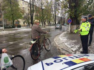 bicicliștii