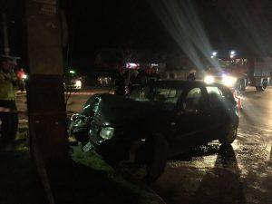Accident în Alexandria