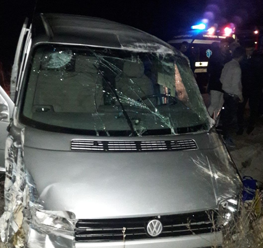 Accident grav în Teleorman