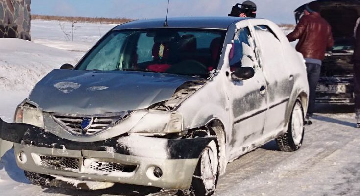 accident rutier în lanț