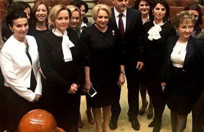Guvernul condus de o teleormăneancă Violeta Răduț, Viorica Dăncilă, Carmen Dan, Liviu Dragnea