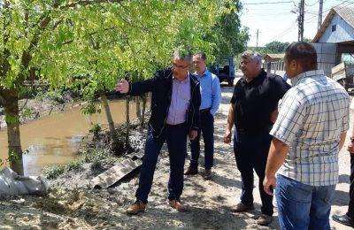inundațiile din Teleorman