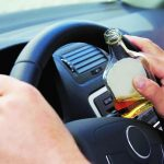 Pericol pe șosea! Șofer băut și fără permis