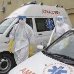 7 cadre medicale de la Spitalul Județean și 9 de la Ambulanță se află în izolare