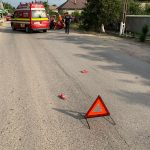 Grav accident rutier! Un copil de 7 ani a fost spulberat de un autoturism