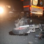 Accident rutier! 2 persoane au ajuns la spital