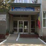 Laboratoarele Liceului Tehnologic nr. 1 Alexandria se reabilitează cu fonduri de la Guvern