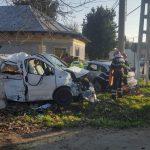 Grav accident rutier! Mai multe persoane au rămas încarcerate