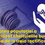 Sănătatea populației a reprioritizat cheltuielile bugetare și la cea de-a treia rectificare