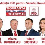 PSD va continua dezvoltarea județului Teleorman în perioada 2021 – 2024